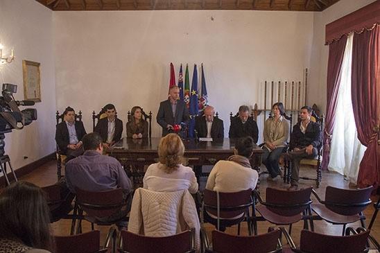 Photo of Os executivos e equipas técnicas dos Municípios da Praia da Vitória e de Angra do Heroísmo reuniram em Jornadas Intermunicipais