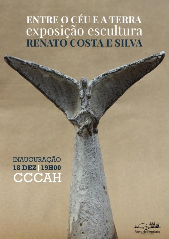 Photo of Exposição de Escultura de Renato Costa e Silva