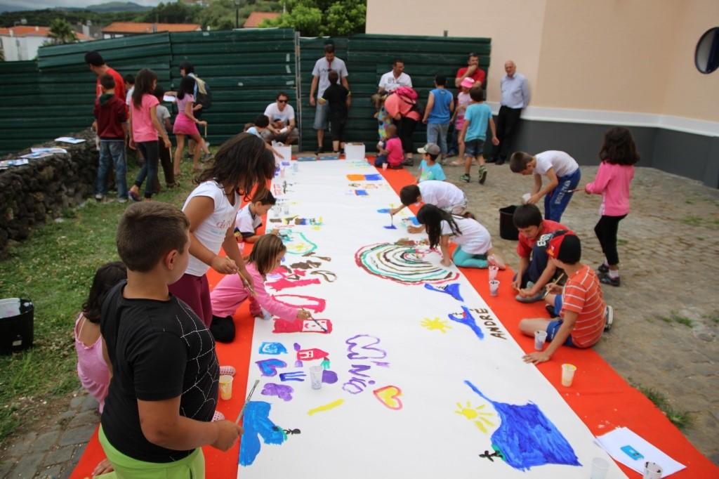 Photo of 30 crianças participam nas X Férias Desportivas e Culturais em Angra do Heroísmo