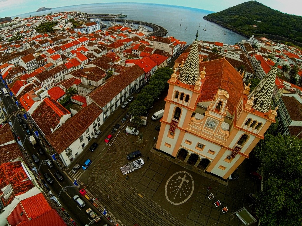 Photo of Angra do Heroísmo Comemora 482 anos de elevação a Cidade