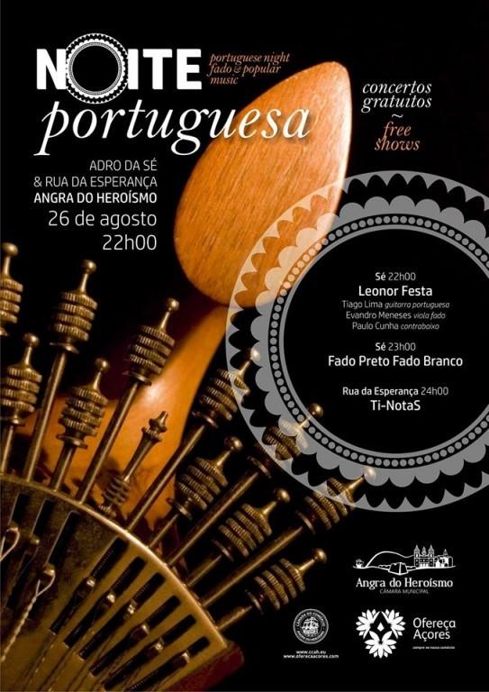 Photo of Noite Portuguesa em Angra do Heroísmo