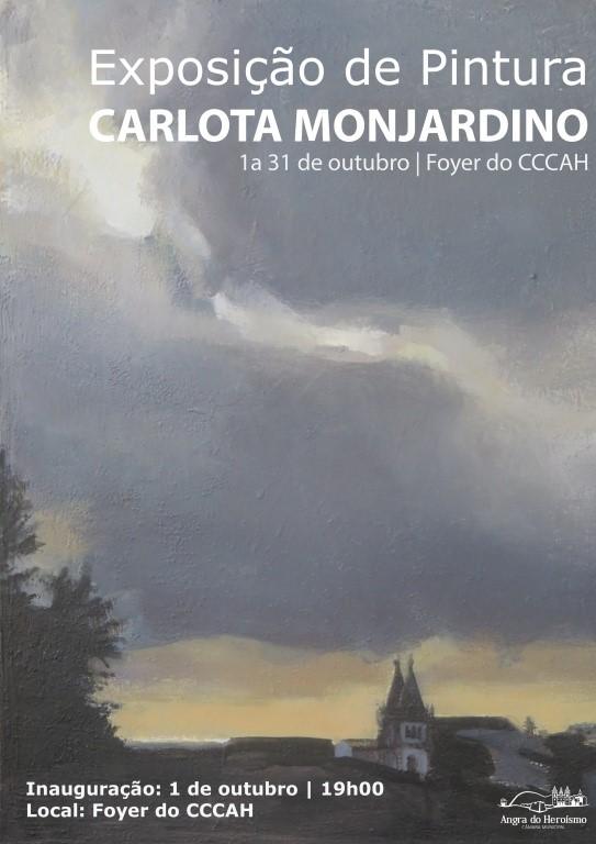 """Photo of Exposição de Pintura """"Um Olhar sobre Angra…"""" de Carlota Monjardino"""