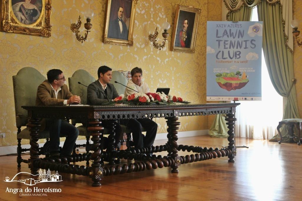 Photo of Câmara de Angra apoia o 24.º Azores Lawn Tennis Club Tournament Under 14