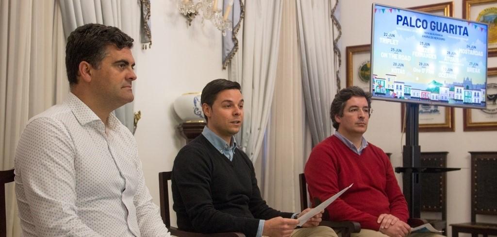 Photo of O Palco Guarita dá prioridade às bandas locais nas Sanjoaninas