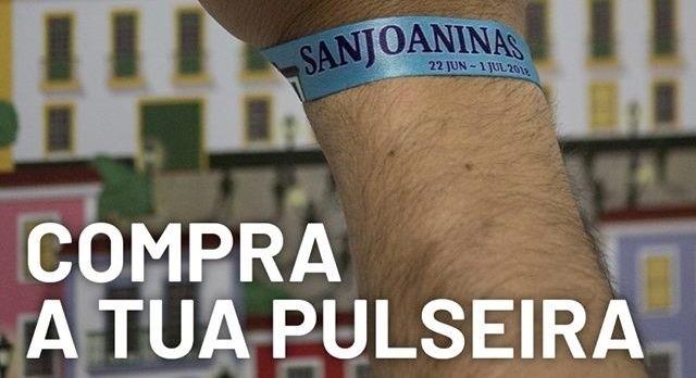 Photo of SANJOANINAS 2018: PULSEIRAS PARA O PALCO DO BAILÃO
