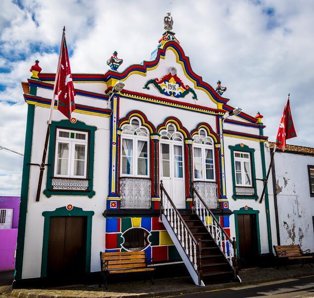 Photo of Império do Espírito Santo do Porto Judeu de Baixo