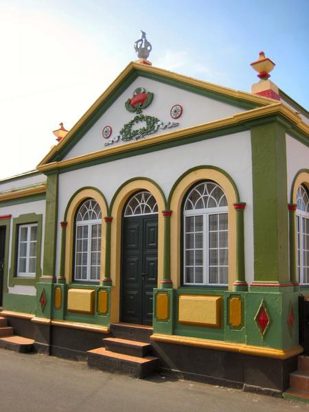 Photo of Império do Espírito Santo do Raminho