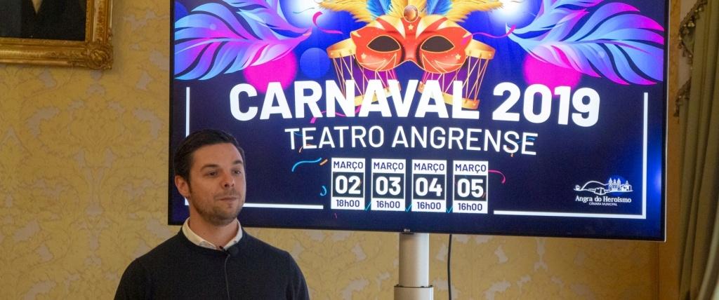 Photo of Danças e Bailinhos de Carnaval no Teatro Angrense – uma Aposta de Sucesso