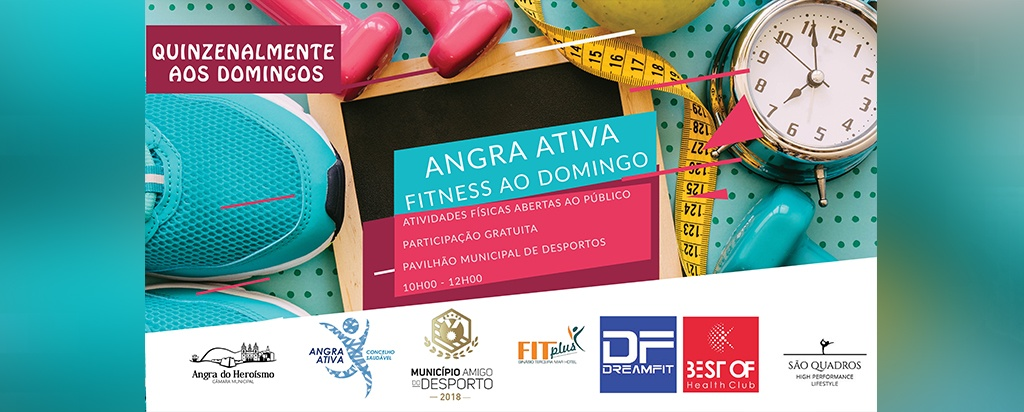 Photo of Angra Ativa – Fitness ao Domingo