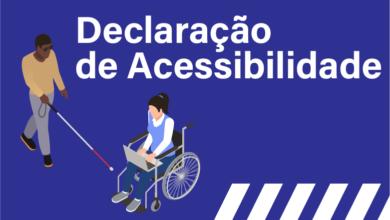 Photo of Declaração de Acessibilidade