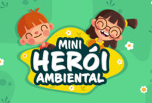 Photo of Mini Herói Ambiental