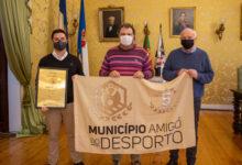 Photo of Angra do Heroísmo recebe galardão «Município Amigo do Desporto» pelo quinto ano consecutivo (2016-2020)